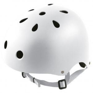 White Bomber Helmet Rye Bay Ebikes