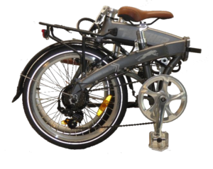 Folding Bike Rye Bay e-bikes