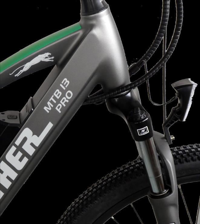 MTB Pro bars Rye Bay E-bikes
