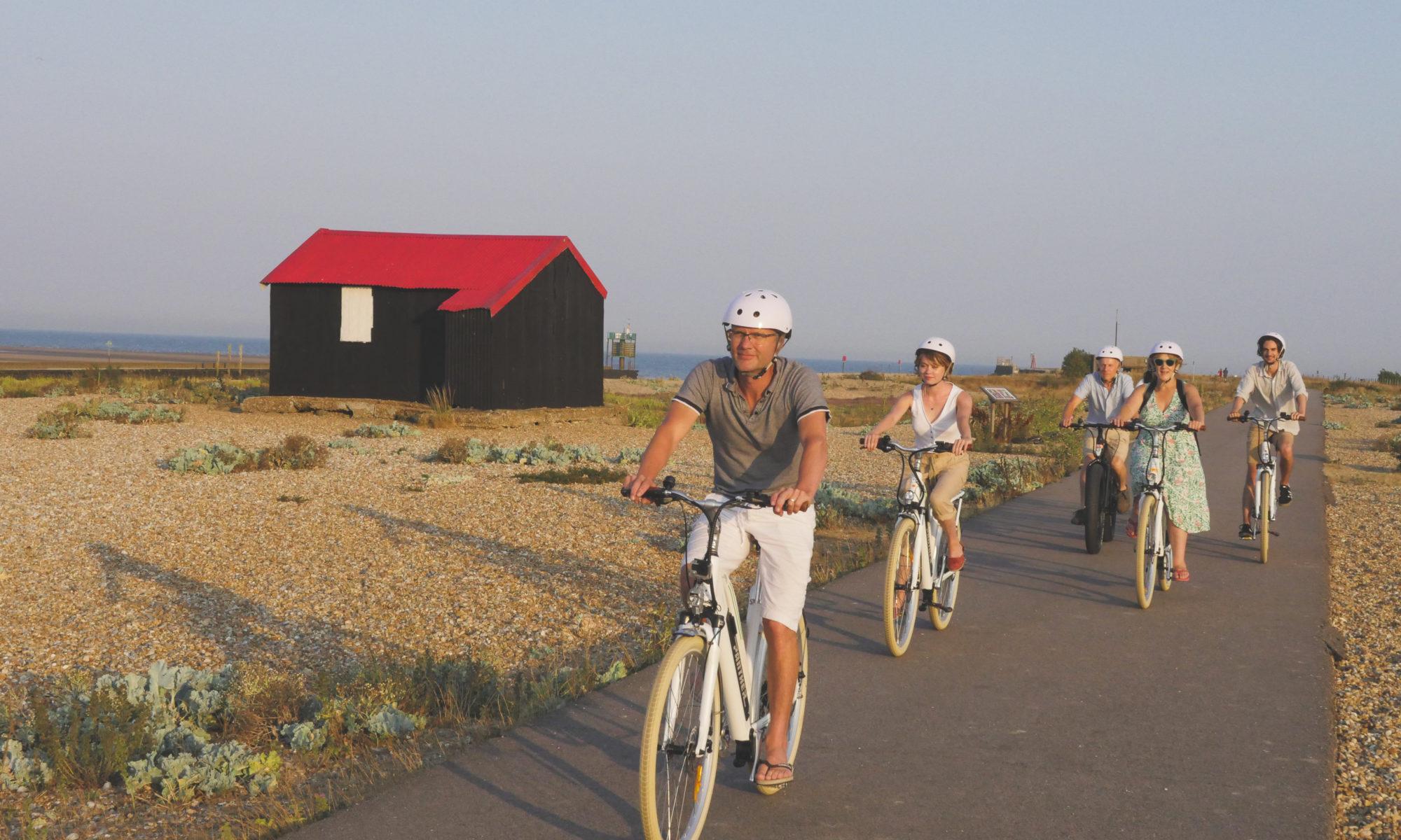 Rye Bay E-bikes tours