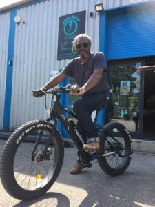 Electric Fat Bike Rye Bay Ebikes