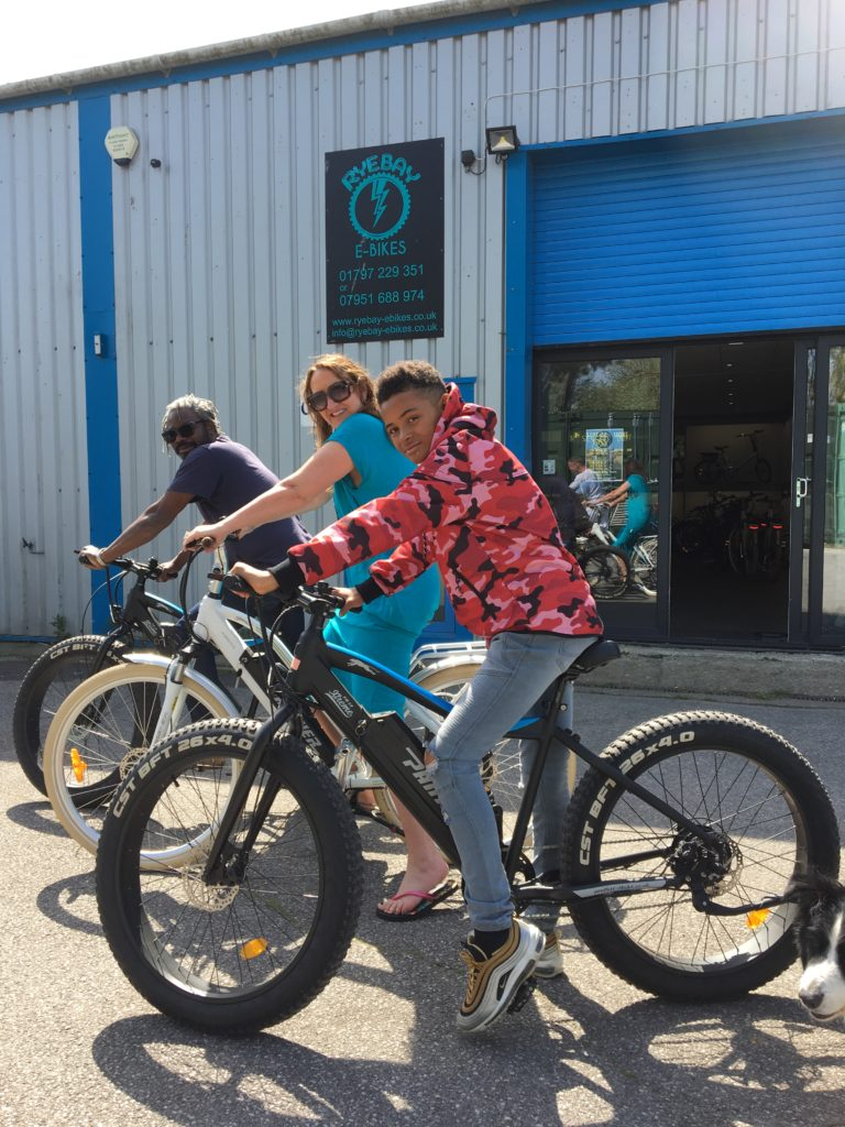 Electric Bikes Rye Bay Ebikes